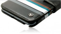 Чехол Zenus Stripe Print Diary для Samsung N7000 Galaxy Note Коричневый на itsell.ua
