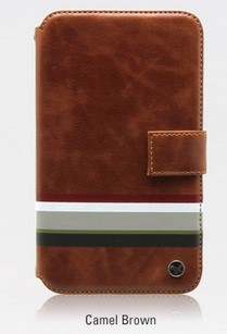 Чехол Zenus Stripe Print Diary для Samsung N7000 Galaxy Note