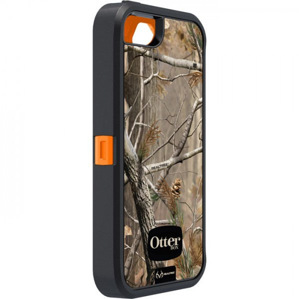 Фото Чехол OtterBox Defender Camo (high copy) для Apple iPhone 5/5S в магазине itsell.ua