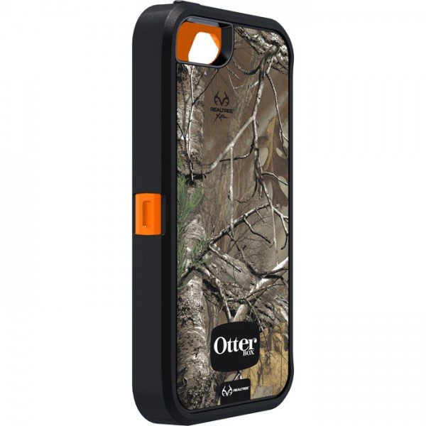 Фото Чехол OtterBox Defender Camo (high copy) для Apple iPhone 5/5S Осенний лес / Xtra в магазине itsell.ua