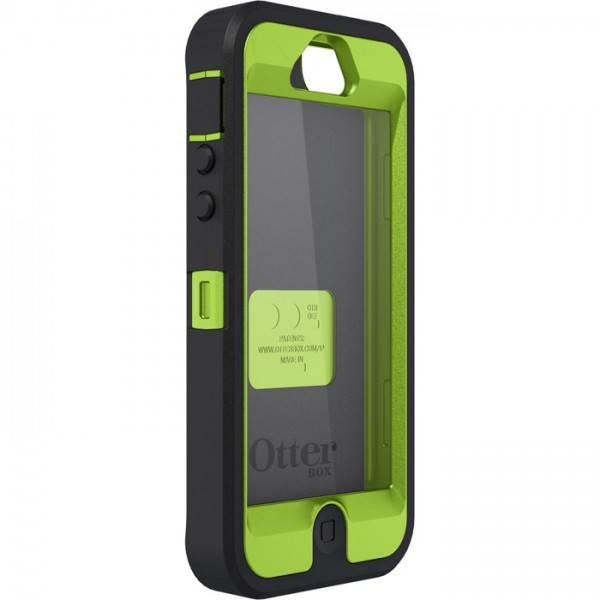 Чехол OtterBox Defender Camo (high copy) для Apple iPhone 5/5S Осенняя ель / Xtra green в магазине itsell.ua