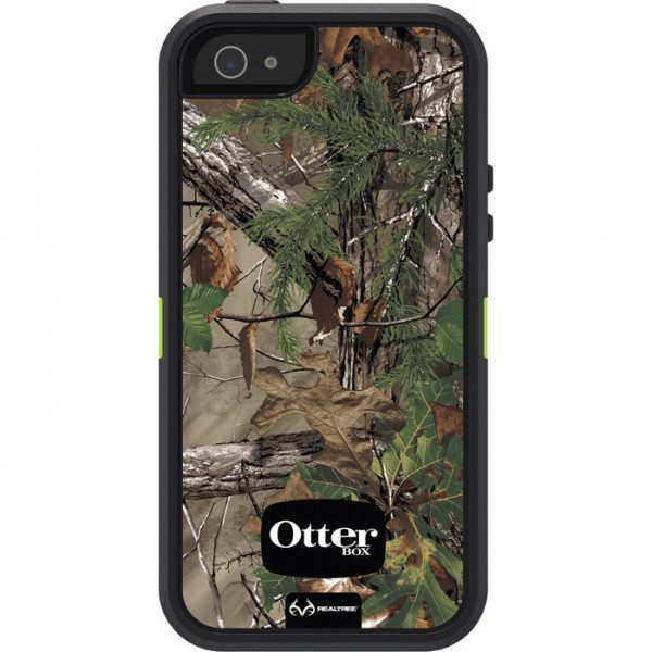 Купить Чехол OtterBox Defender Camo (high copy) для Apple iPhone 5/5S за 239 грн