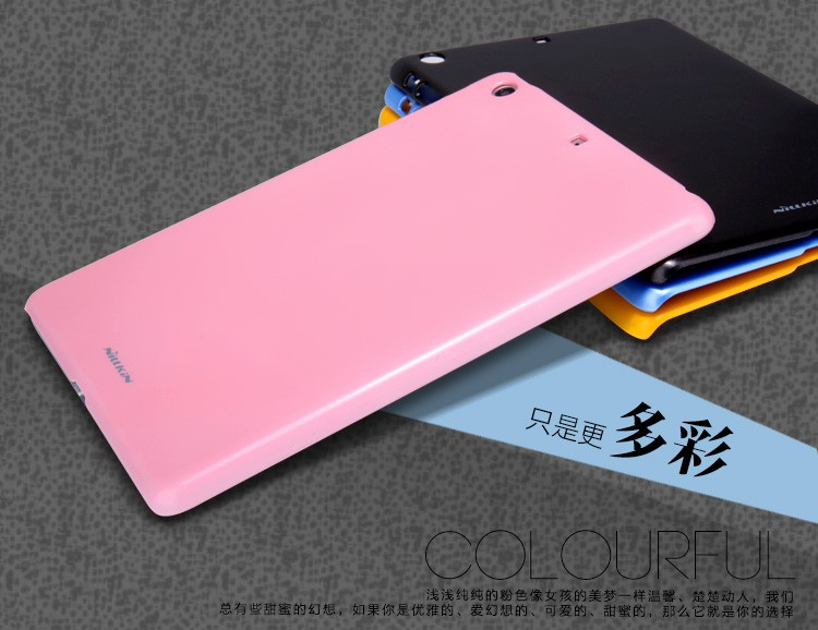 Фото Накладка Nillkin Multi-color для Apple IPAD mini Розовый на itsell.ua