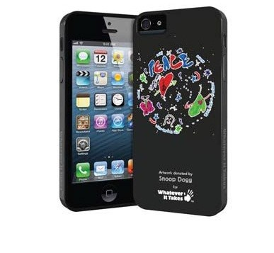 Купить Чехол Premium Gel Shell (Snoop Dogg) для Apple iPhone 5/5S за 199 грн