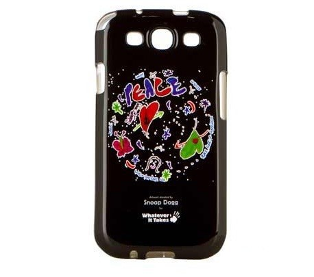 Купить Чехол Premium Gel Shell (Snoop Dog) для Samsung i9300 Galaxy S3 за 199 грн