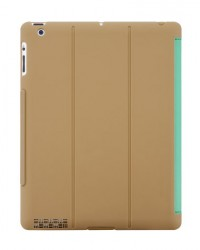 Фото Чехол SwitchEasy Pelle Series для Apple IPad 2/3/4 Бирюзовый на itsell.ua