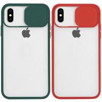 "Чехол Camshield mate TPU со шторкой для камеры для Apple iPhone X / XS (5.8"")"
