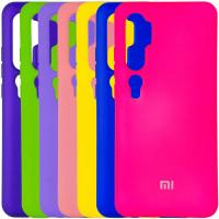 Чехол Silicone Cover Full Protective (A) для Xiaomi Mi Note 10 Pro