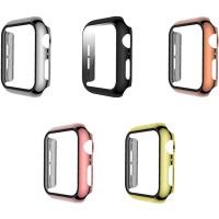 Чехол с защитным стеклом BP ATC для Apple Watch 44mm