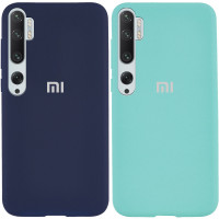 Чехол Silicone Cover Full Protective (AA) для Xiaomi Mi Note 10 Pro
