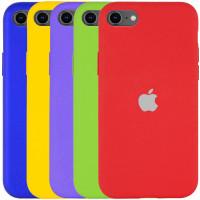 Чехол Silicone Case Full Protective (A) для Apple iPhone SE (2020)
