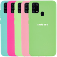 Чехол Silicone Cover Full Protective (A) для Samsung Galaxy M31