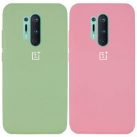 Чохол Silicone Cover Full Protective (AA) для OnePlus 8 Pro