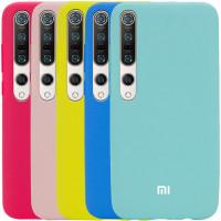 Чехол Silicone Cover Full Protective (AA) для Xiaomi Mi 10