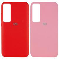 Чехол Silicone Cover Full Protective (AA) для Xiaomi Mi Note 10 Lite