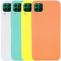 Чехол Silicone Cover Full without Logo (A) для Huawei P40 Lite