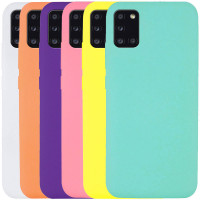 Чехол Silicone Cover Full without Logo (A) для Samsung Galaxy A31