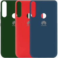 Чехол Silicone Cover My Color Full Protective (A) для Huawei Y9 Prime (2019)