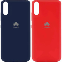 Чохол Silicone Cover My Color Full Protective (A) для Huawei P20