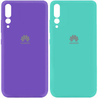 Чехол Silicone Cover My Color Full Protective (A) для Huawei P20 Pro