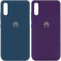 Чехол Silicone Cover My Color Full Protective (A) для Huawei P Smart S