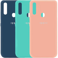Чехол Silicone Cover My Color Full Protective (A) для Oppo A31