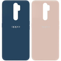 Чехол Silicone Cover My Color Full Protective (A) для Oppo A5 (2020)