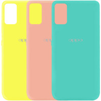 Чехол Silicone Cover My Color Full Protective (A) для Oppo A72