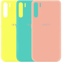 Чохол Silicone Cover My Color Full Protective (A) для Oppo A91
