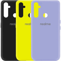 Чехол Silicone Cover My Color Full Protective (A) для Realme C3