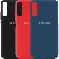 Чехол Silicone Cover My Color Full Protective (A) для Samsung A750 Galaxy A7 (2018)