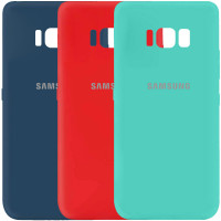 Чехол Silicone Cover My Color Full Protective (A) для Samsung G955 Galaxy S8 Plus