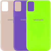 Чехол Silicone Cover My Color Full Protective (A) для Samsung Galaxy A71