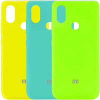 Чехол Silicone Cover My Color Full Protective (A) для Xiaomi Mi A2