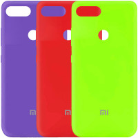 Чехол Silicone Cover My Color Full Protective (A) для Xiaomi Mi 8 Youth (Mi 8X)