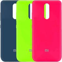 Чехол Silicone Cover My Color Full Protective (A) для Xiaomi Redmi 8
