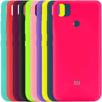 Чохол Silicone Cover My Color Full Protective (A) для Xiaomi Redmi 9C
