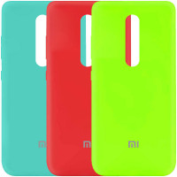 Чехол Silicone Cover My Color Full Protective (A) для Xiaomi Redmi K20 Pro