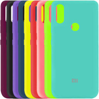 Чехол Silicone Cover My Color Full Protective (A) для Xiaomi Redmi Note 5 Pro/Note 5 (Dual Camera)