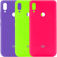 Чехол Silicone Cover My Color Full Protective (A) для Xiaomi Redmi Note 7s