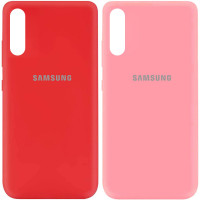 Чехол Silicone Cover My Color Full Protective (A) для Samsung Galaxy A50s
