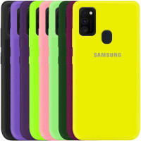Чехол Silicone Cover My Color Full Protective (A) для Samsung Galaxy M30s / M21