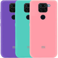 Чехол Silicone Cover My Color Full Protective (A) для Xiaomi Redmi 10X