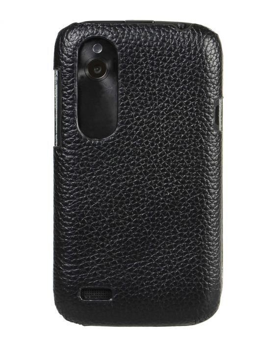 Купить Чохол-накладка Melkco Leather Snap Cover Black for HTC Desire V T328w/X T328e за 119 грн