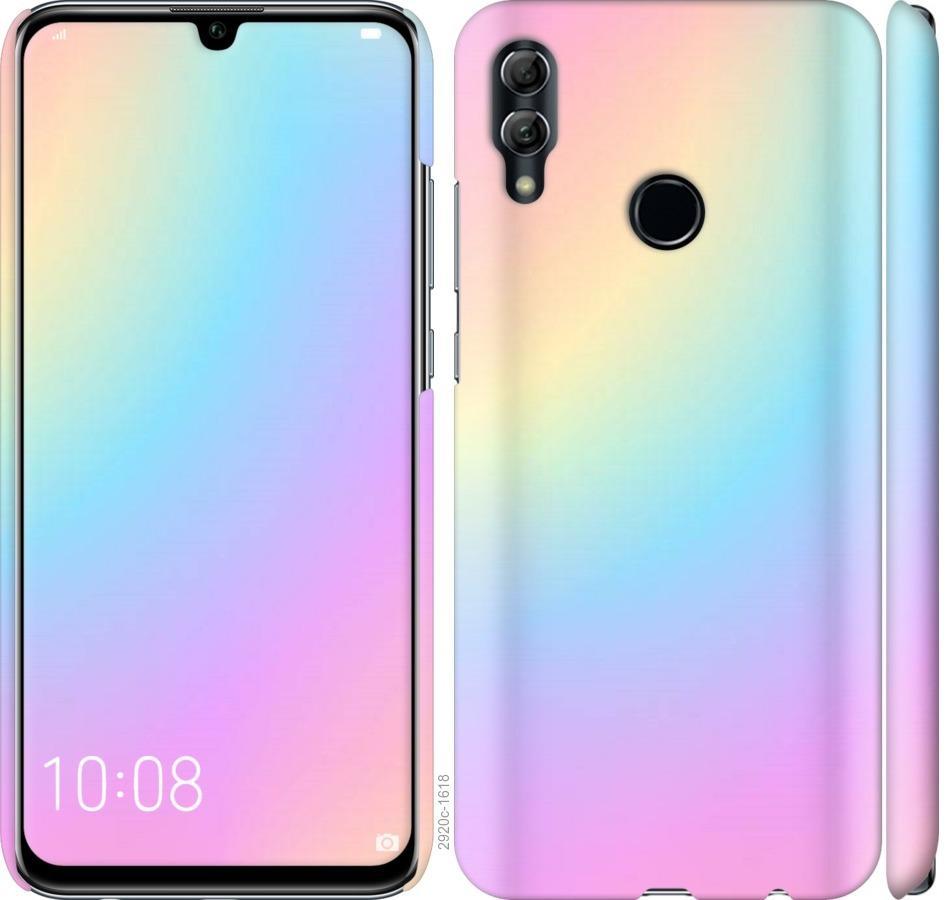 Чехол на Huawei Honor 10 Lite Радуга 2