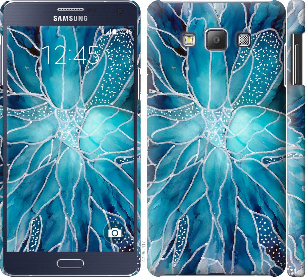 Чехол на Samsung Galaxy A7 A700H чернило