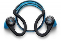 Беспроводная гарнитура Plantronics BackBeat Fit + чехол на руку multipoint Bluetooth 3.0 стерео
