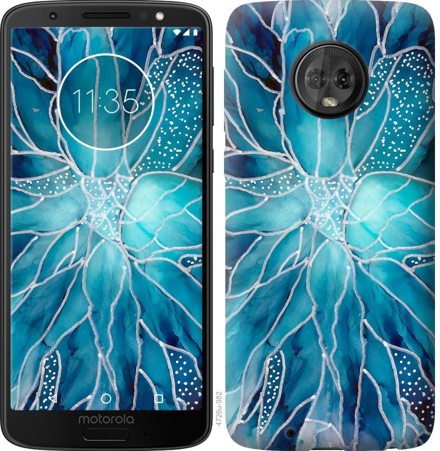Чохол на Motorola Moto G6 чорнило