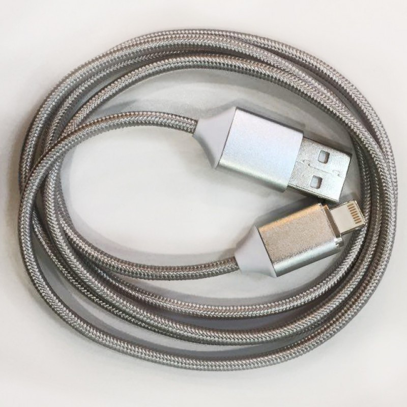 Дата кабель Magnetically G4 USB to Lightning (1m)