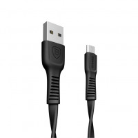 Дата кабель Baseus Tough USB to MicroUSB 2A (1m)